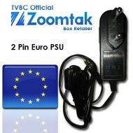 Zoomtak Euro 2 pin power supply unit (PSU)