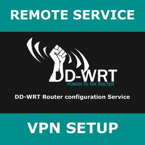 DD-WRT Configuration Service