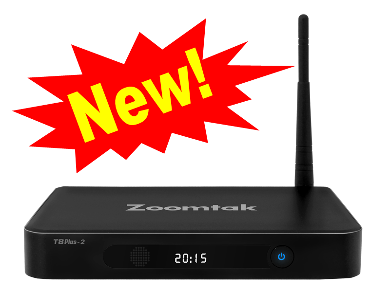 Android TV Box Zoomtak T8Plus-2