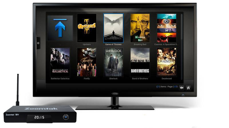 Android TV Box Seller tvboxcompany